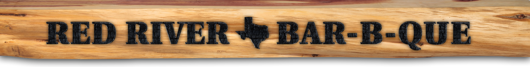 Red River BBQ Wood Background